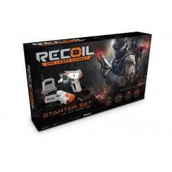 RECOIL GPS Laser Combat - Starter Set with Wi-Fi Game hub