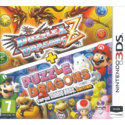 Puzzel and Dragons  - 3DS