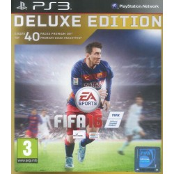 FIFA 16 DELUXE EDITION - Playstation 3  143344  Playstation 3