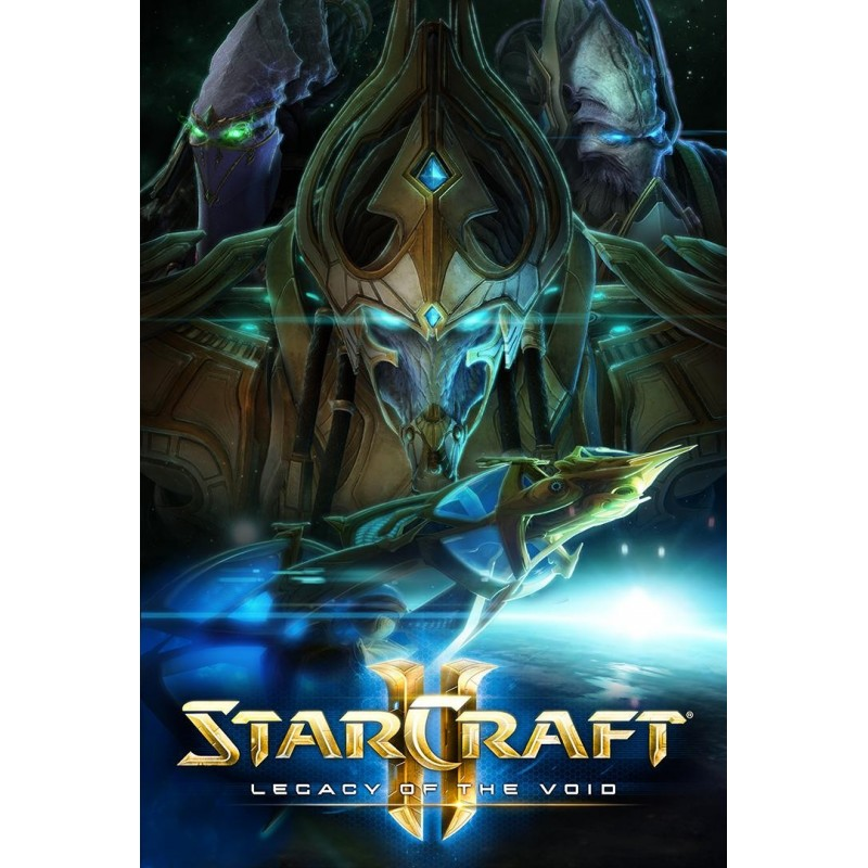 Starcraft 2 Legacy of the Void COLLECTOR EDITION - PC Game  144105  PC Games