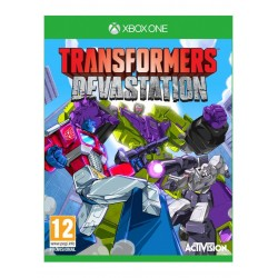 Transformers Devastation - Xbox One  144613  Xbox One