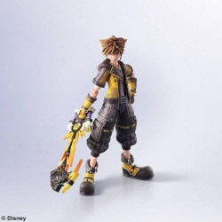 KINGDOM HEARTS III - Bring Arts figurine - Sora Guard Form - 16cm 165055  Guardians of the Galaxy