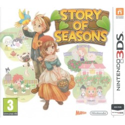 Story of Seasons - 3DS  147568  Nintendo 3DS