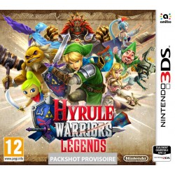 Hyrule Warriors Legends - 3DS  148165  Nintendo 3DS