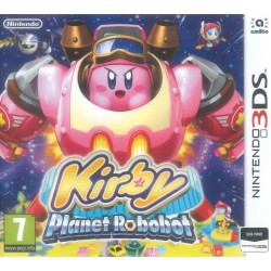 Kirby Planet Robobot - 3DS  149491  Nintendo 3DS