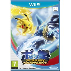 Pokken Tournament - Wii U  149703  Nintendo Wii U