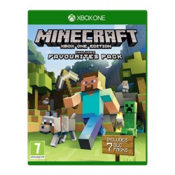 Minecraft - FAVORITES PACK Edition - Xbox One  150442  Xbox One