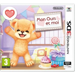 Teddy Together - 3DS  151072  Nintendo 3DS