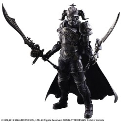 FINAL FANTASY XII - Gabranth Play Arts Kai - 28cm 165035  Final Fantasy