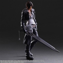 DISSIDIA FINAL FANTASY Play Arts Kai - Squall Leonheart - 23cm 165034  Final Fantasy