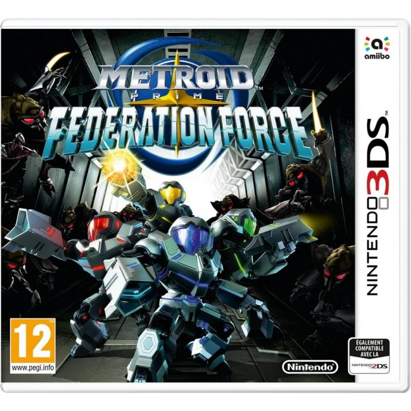 Metroid Federation Force - 3DS  151862  Nintendo 3DS