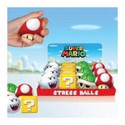 NINTENDO - Stress Balls - Box Display 12 Units 'PROMO' 154738  Allerlei