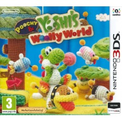 Poochy Yoshi Wooly World - 3DS  154985  Nintendo 3DS