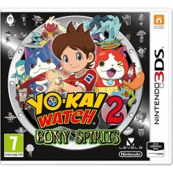 Yo-kai Watch 2 : Bony Spirits - 3DS  155958  Nintendo 3DS