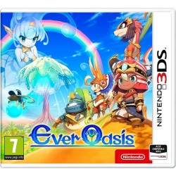 Ever Oasis - 3DS  157579  Nintendo 3DS
