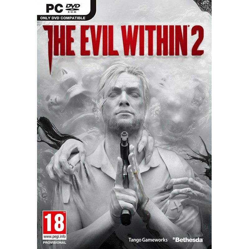 The Evil Within 2 - PC Game  159914  PC Games