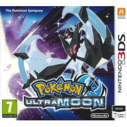 Pokemon Ultra Moon - 3DS  160802  Nintendo 3DS