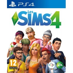 The Sims 4 - Playstation 4  161423  Playstation 4