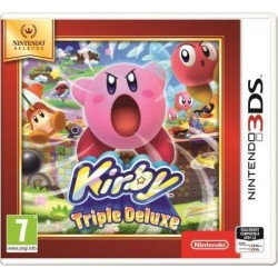 Kirby Triple Deluxe - SELECT - 3DS  162082  Nintendo 3DS