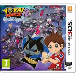 Yo-kai Watch 2 : Spectres - 3DS  162095  Nintendo 3DS