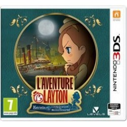 Laytons Mystery - 3DS  162098  Nintendo 3DS