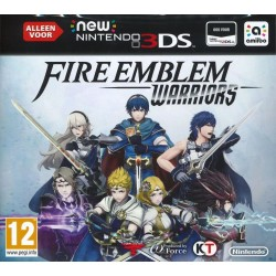 Fire Emblem Warriors - 3DS  162102  Nintendo 3DS
