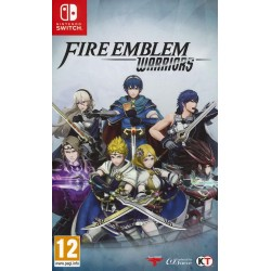 Fire Emblem Warriors - SWITCH  162105  Nintendo Switch