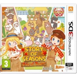 Story Seasons Trio of Towns - 3DS  162790  Nintendo 3DS