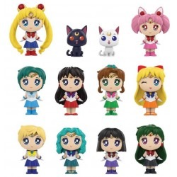 SAILOR MOON - Mystery Minis Serie 2 (BOX 12 Figurines) 164725  Speelfiguur