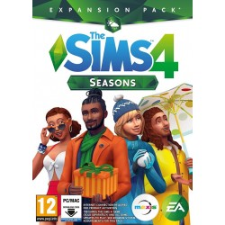 The Sims 4 Seasons (Extention Pack) - PC Game  167037  PC Games