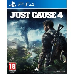 Just Cause 4 - Playstation 4  167427  Playstation 4
