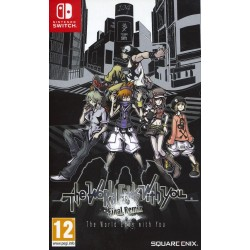 World End With You - SWITCH  168868  Nintendo Switch