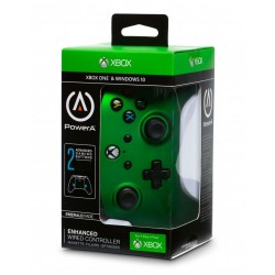 POWER A - Wired Controller Enhanced Emerald Fade