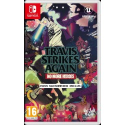 Travis Strikes Again : No More Heroes - SWITCH  171719  Nintendo Switch