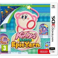Kirbys Epic Extra Yarn - 3DS  172021  Nintendo 3DS