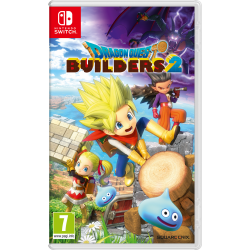 Dragon Quest Builders 2 - SWITCH  173150  Nintendo Switch