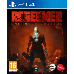 Redeemer - Enhanced Edition (only UK) - Playstation 4  175221  Playstation 4