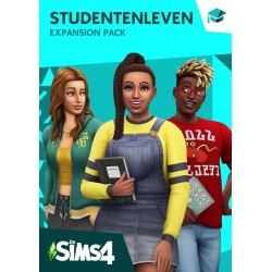The Sims 4 Studentenleven (Extention Pack) - PC Game  180536  PC Games