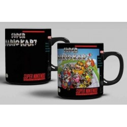 NINTENDO - Super Mario Kart Heat Change Mug 164944  Drinkbekers - Mugs