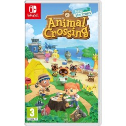 Animal Crossing : New Horizons - SWITCH  181398  Nintendo Switch