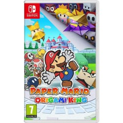 Paper Mario Origami King - SWITCH  185405  Nintendo Switch