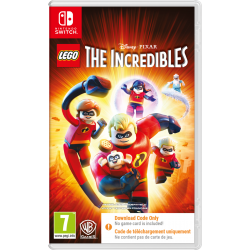 Lego The Indestructibles ( CODE IN BOX ) - SWITCH  190157  Nintendo Switch