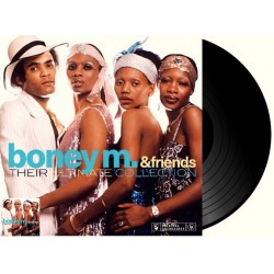 Boney M - Their Ultimate Collection (LP) 3581  LP's