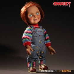 CHUCKY - Child's Play 3 - Talking Figure Chucky Good Guy - 38cm 194581  Figurines