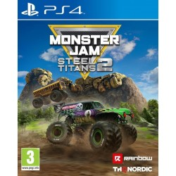 Monster Jam Steel Titans 2 - Playstation 4  194588  Playstation 4