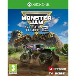 Monster Jam Steel Titans 2 - Xbox One  194589  Xbox One