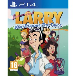Leisure Suit Larry - Wet Dreams Dry Twice - Playstation 4  194592  Playstation 4
