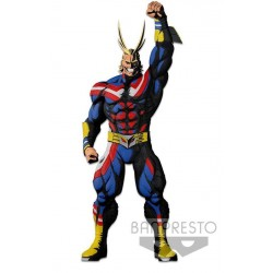 MY HERO ACADEMIA - Master Stars Piece - All Might 2 Dimensions - 31cm 194626  Allerlei