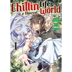Chillin Life in a Different World - Tome 1 194635  Mangaboeken