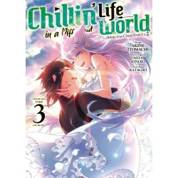 Chillin Life in a Different World - Tome 3 194637  Mangaboeken